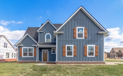 Clarksville Single Family Home For Sale: 87 Hereford Farms