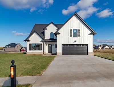 Clarksville Single Family Home For Sale: 99 Hereford Farms