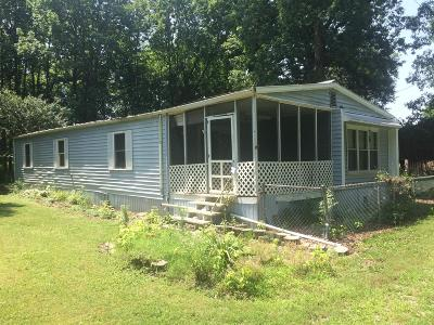 Pleasant View TN Single Family Home For Sale: $80,000