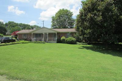 Columbia  Single Family Home For Sale: 201 Gardendale Dr