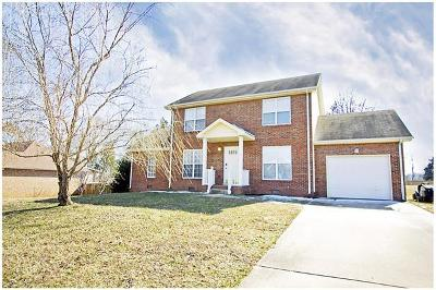 Clarksville Rental For Rent: 466 Kristie Michelle