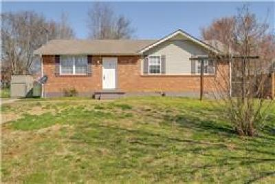 Clarksville Rental For Rent: 1543 Cherry Tree Dr