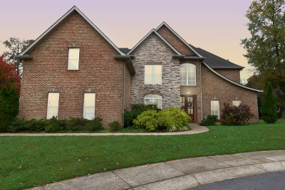Clarksville Single Family Home For Sale: 132 Lyme Dr