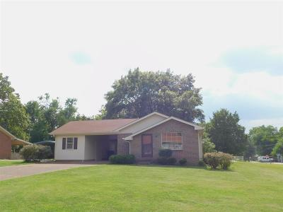 Gallatin Single Family Home Active Under Contract: 600 Tupper Dr