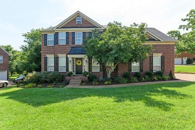 Hendersonville Single Family Home Active Under Contract: 109 Masters Way