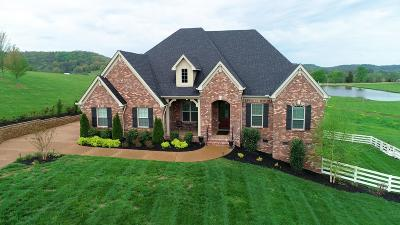 Eagleville TN Single Family Home For Sale: $610,000