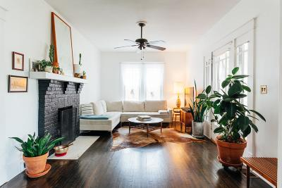 East Nashville Single Family Home Active Under Contract: 1130 Kirkland Ave