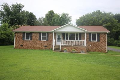 Dickson Single Family Home Active Under Contract: 1312 Old Highway 46 S