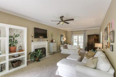 Hendersonville Single Family Home For Sale: 125 La View Rd