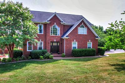 Franklin TN Single Family Home For Sale: $429,000
