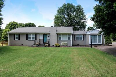 Dickson Single Family Home For Sale: 1103 N Charlotte St