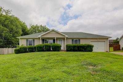 Clarksville Rental For Rent: 3256 N. Senseney Circle