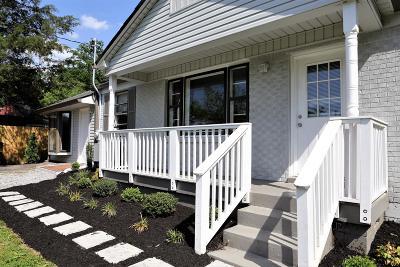 Nashville Single Family Home For Sale: 3141 Crosswood Dr