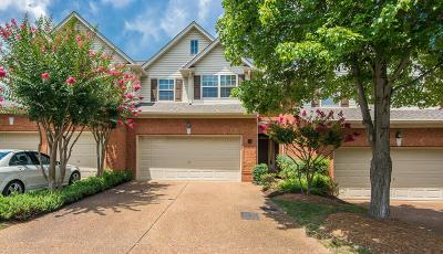 Brentwood Condo/Townhouse Active Under Contract: 641 Old Hickory Blvd Unit 112