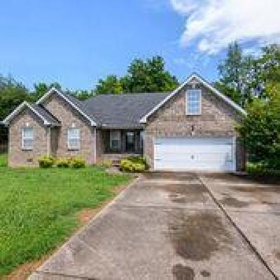 Shelbyville Single Family Home For Sale: 122 Raven Ct