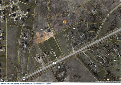 Sumner County Residential Lots & Land For Sale: 10 Highway 31 E