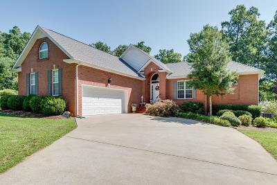 White Bluff Single Family Home Active Under Contract: 1025 Johnston Dr