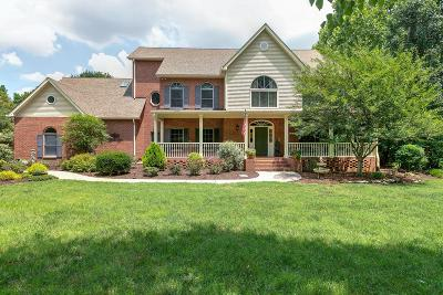 Brentwood Single Family Home For Sale: 912 Bluff Road