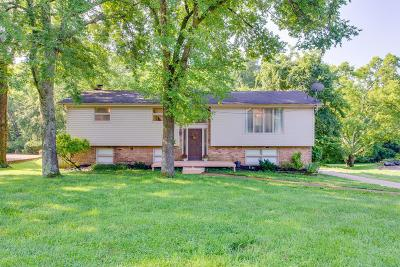 Hendersonville Single Family Home Active Under Contract: 102 Airfloat Dr