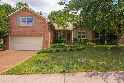 Franklin Single Family Home For Sale: 2227 Winder Cir