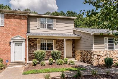 Nashville Condo/Townhouse For Sale: 1208 Massman Dr