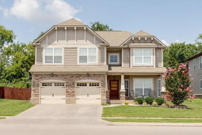 Spring Hill  Single Family Home Active Under Contract: 1013 Achiever Cir