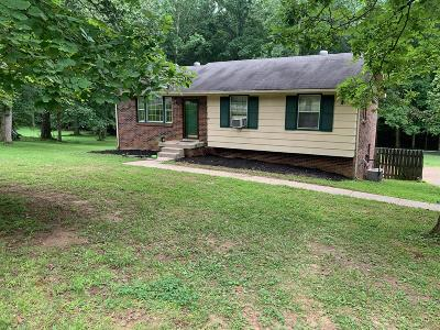 Clarksville Single Family Home For Sale: 1848 Mimi Road