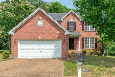 Nashville Single Family Home For Sale: 2508 Bayview Dr