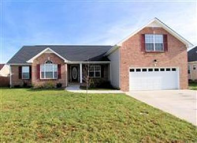 Clarksville Rental For Rent: 1057 Glenhurst Way