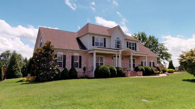 Lebanon Single Family Home For Sale: 2704 Cherry Dale Dr