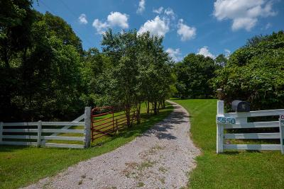 Franklin Residential Lots & Land For Sale: 5550 Hargrove Ridge Rd