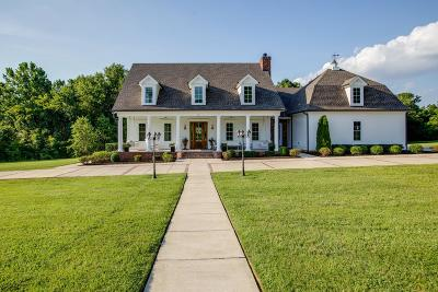 Franklin Single Family Home For Sale: 100 Ralston Ln
