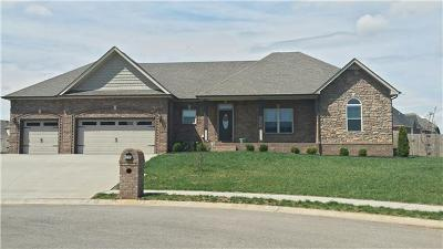 Clarksville Rental For Rent: 291 Castleton Circle