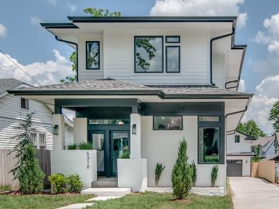 Nashville Single Family Home For Sale: 5310 Elkins