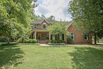 Murfreesboro Single Family Home For Sale: 1627 Wexford Dr