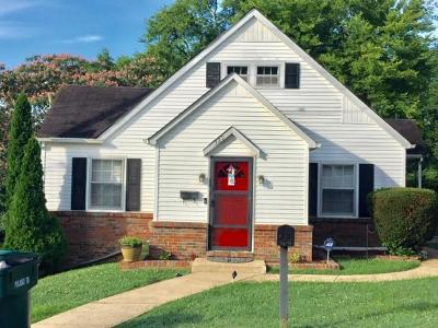 Pulaski Single Family Home Active Under Contract: 329 W Washington St