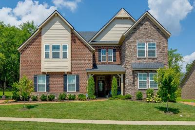 Brentwood Single Family Home Active Under Contract: 9809 Glenmore Ln