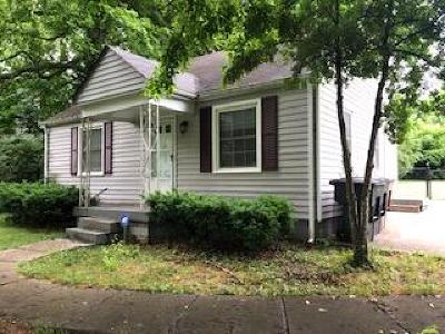 Nashville Single Family Home For Sale: 1203 Kermit Dr