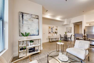 Nashville Condo/Townhouse Active Under Contract: 1225 4th Ave S. #1231 #1231