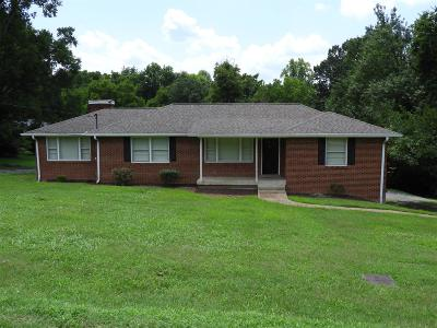 Nashville Single Family Home For Sale: 831 Summerly Dr