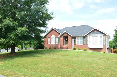 Cookeville Single Family Home For Sale: 3207 Brookmeade Court