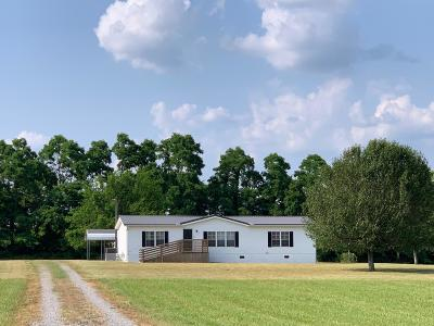 Lewisburg Single Family Home For Sale: 2634 Round Hill Rd