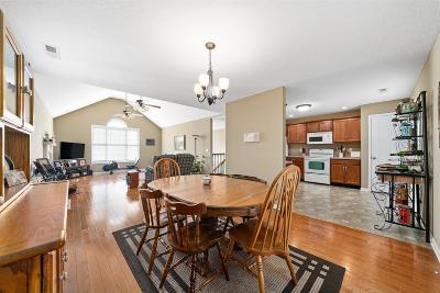 Clarksville Single Family Home For Sale: 924 Excalibur Dr