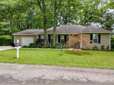 Smithville TN Single Family Home Active Under Contract: $164,900