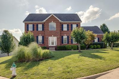 Spring Hill  Single Family Home For Sale: 1701 Stephenson Ln
