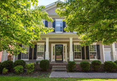 Franklin Single Family Home Active Under Contract: 1113 Waverly Place