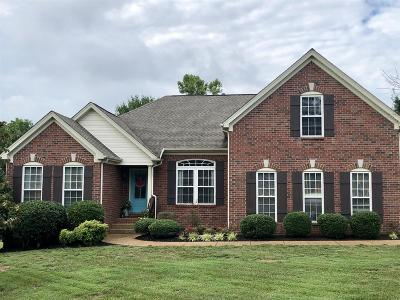Nolensville Single Family Home For Sale: 1001 Laird Ct