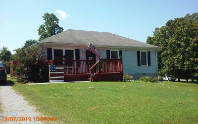 Ashland City Single Family Home Active Under Contract: 108 Forrest St