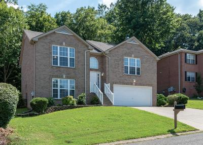 Hendersonville Single Family Home For Sale: 128 La View Rd