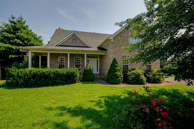 Hendersonville Single Family Home Active Under Contract: 106 Latham Ct